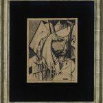 Armenian Woman, 1916 - Alexander Bogomazov