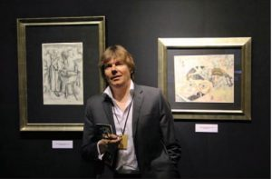 RBCC Bulletin: James Butterwick, Art Collector and Gallerist