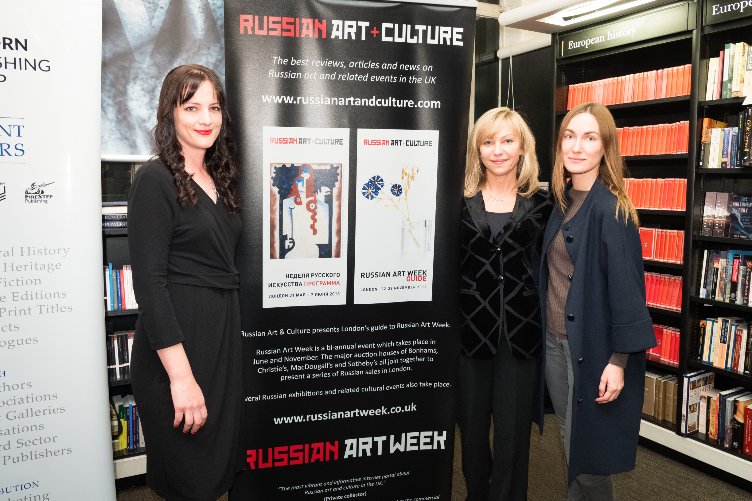 Russian Art and Culture Team
