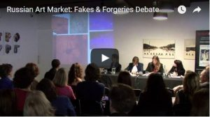 Russian Art Market: Fakes & Forgeries Debate
