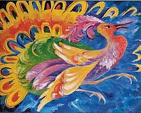 The Art Newspaper Russia: Подлинные страсти кипят вокруг подделок работ Наталии Гончаровой