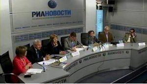 RIA News: Фальсификации в искусстве. Российские эксперты защищают творчество Наталии Гончаровой