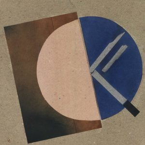 Suprematist composition