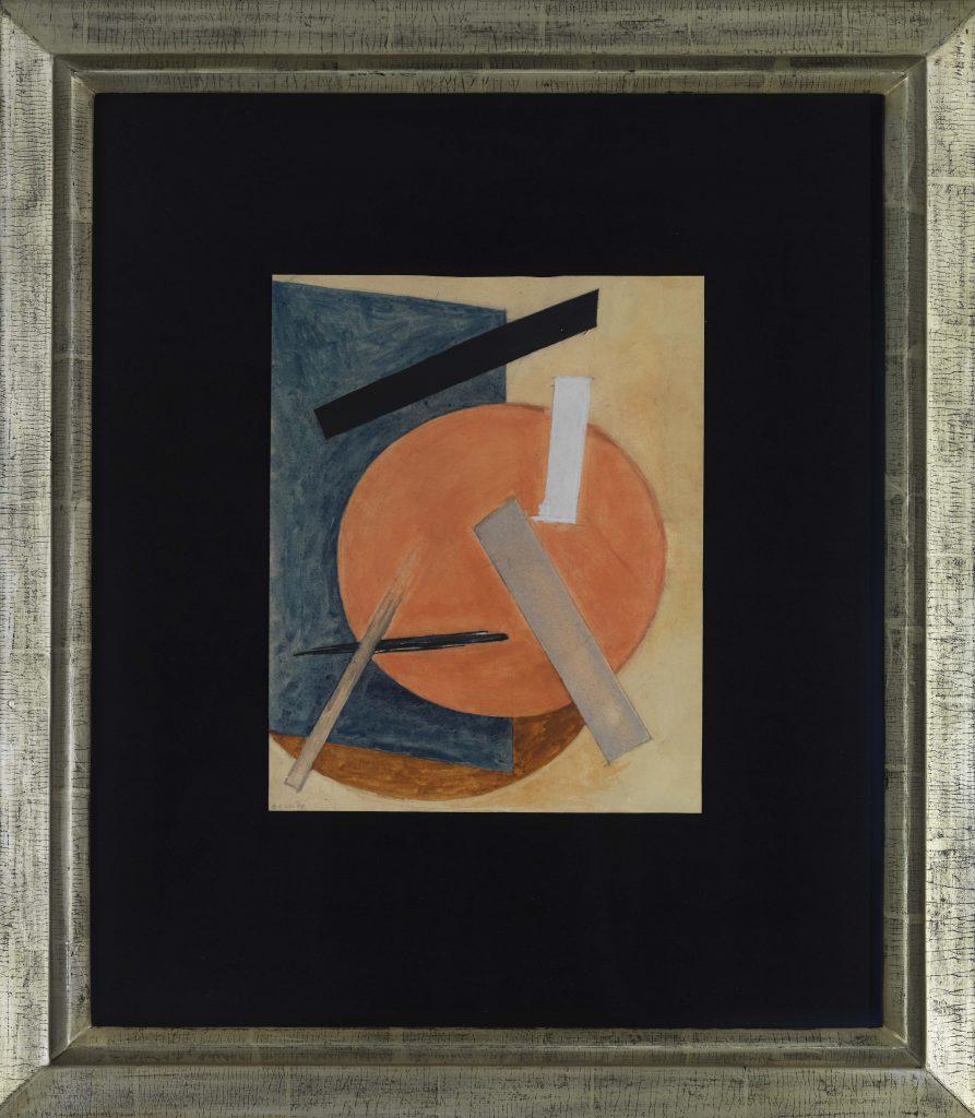Suprematist Still Life, 1921