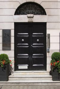 New office in Mayfair