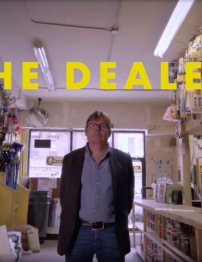 James Butterwick, The Dealer, features in the New Yorker and a Documentary