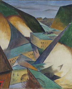 Press-Release: James Butterwick is lending works to GRAD Gallery. Postponed Futures, 26 April — 24 June