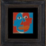 Portrait of Picasso, 1922 - Boris Kosarev
