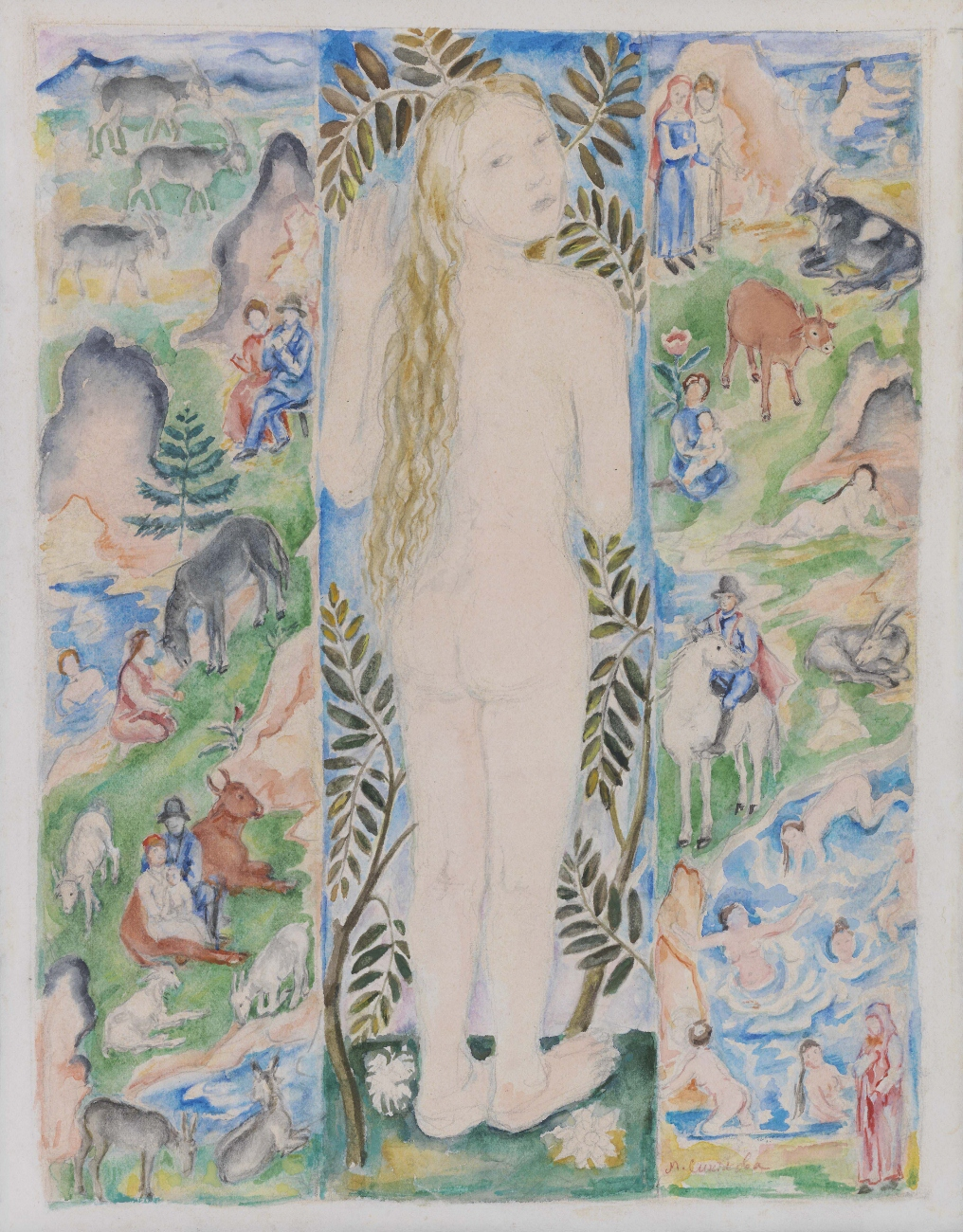 Venus, 1971 - Maria Sinyakova