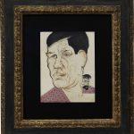 Portrait of the Poet Boris Kornilov, 1930's - Nathan Altman