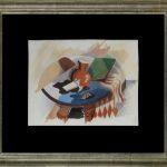 Still Life, c 1918 - Alexander Archipenko