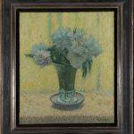 Vase De Fleurs - Henri Martin