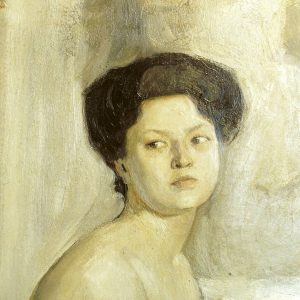 Nude. Study for a Head