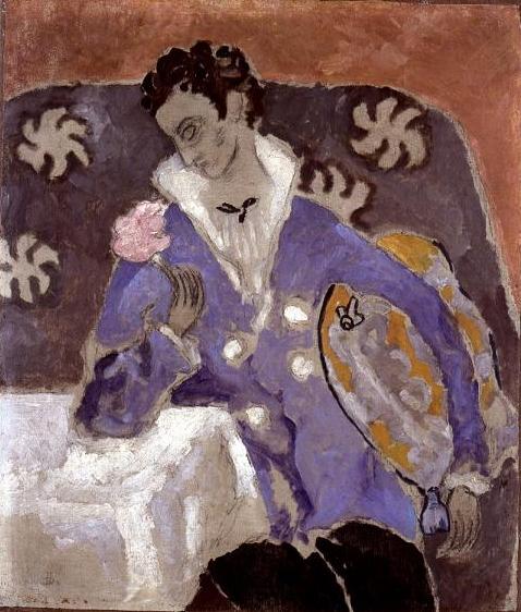 Self Portrait, 1907-12 - Sir Naum Gabo