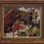 Avalanche, 1935 - Sir Stanley Spencer