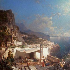Amalfi, Golfo di Salerno