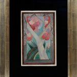 L'Arbre Rose Printemps, 1912 - Natalia Goncharova
