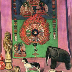 Buddhist Still Life