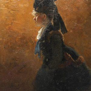Parisian Woman