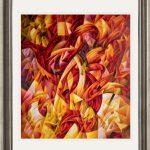 Fiery Touch, 2019 - Ivan Turetsky