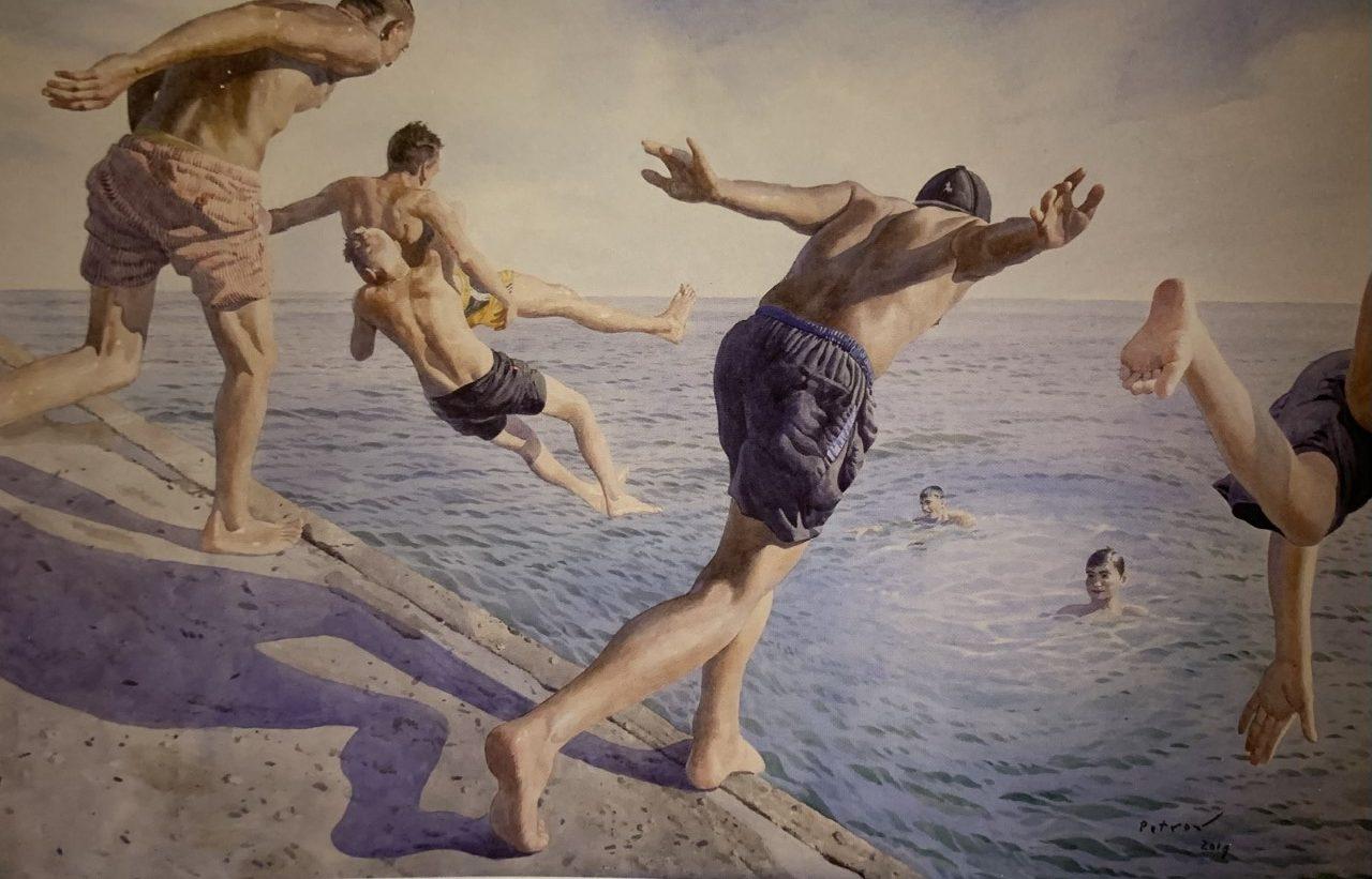 Back Off!, 2019 - Yevgeny Petrov